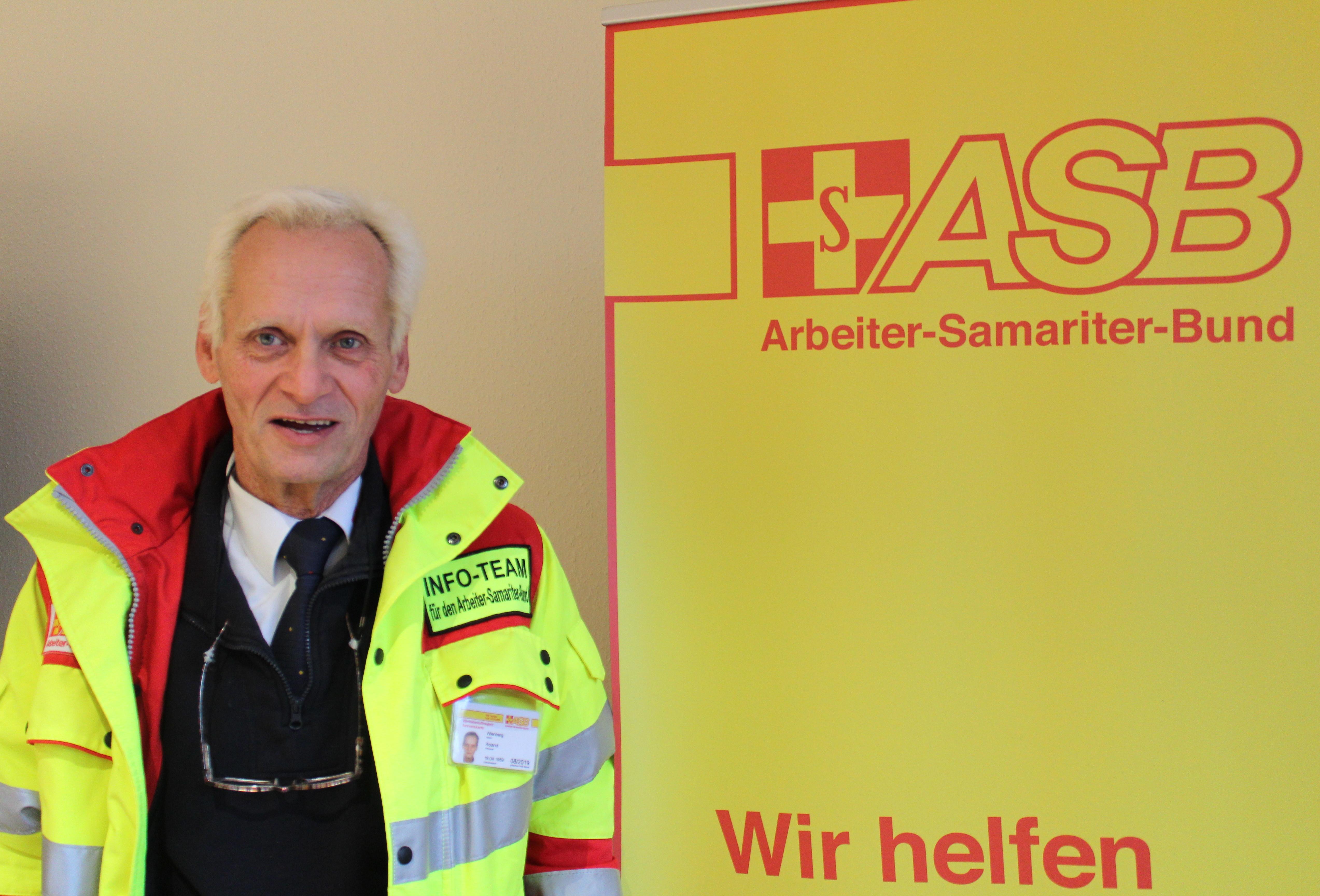 Asb Saarland Startet Diesjährige Mitgliederwerbung An Haustüren