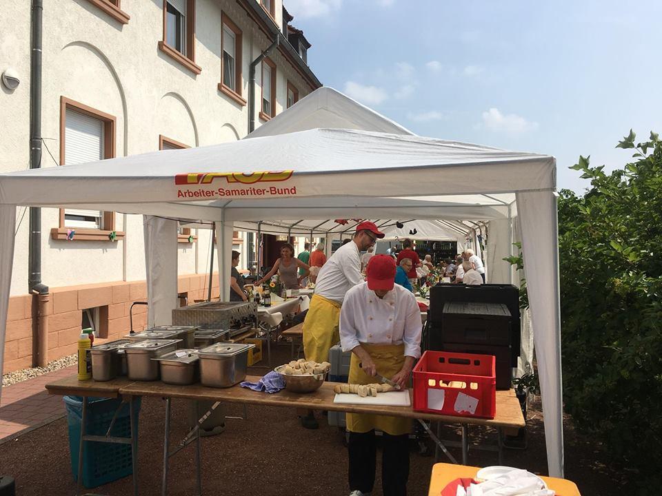 Sommerfest St.Andreas