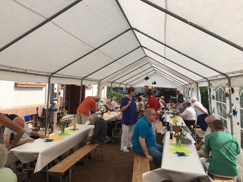 Sommerfest St. Andreas