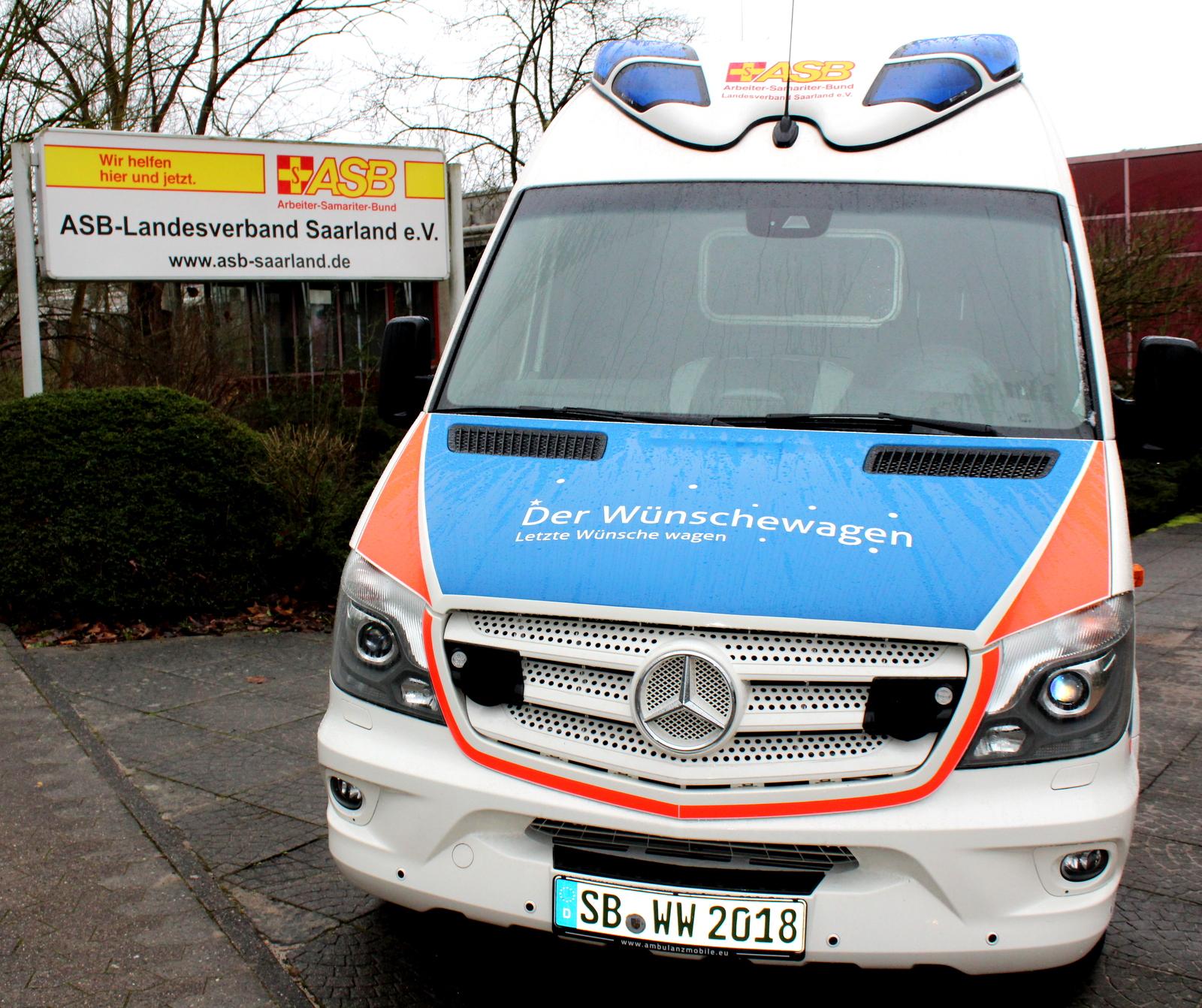 Arbeiter Samariter Bund Asb Im Saarland